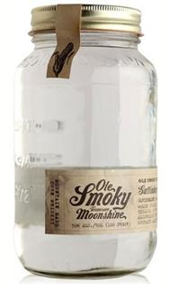 Ole Smoky Moonshine White Lightnin' 750ml